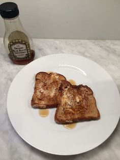 Katie Bee | A lifestyle blog Quick simple Healthy French Toast!