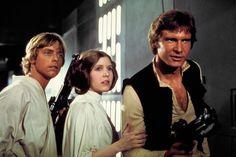 Star Wars VII: Hans Solo, princesa Leia e Luke Skywalker voltam às telonas