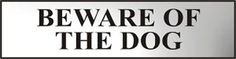 Centurion Chrome Style Beware Of The Dog Sign At Door furniture direct we sell high quality products at great value including Chrome Effect Beware Of The... Sign in our Signs range. We also offer free delivery when you spend over GBP50. http://www.MightGet.com/january-2017-12/centurion-chrome-style-beware-of-the-dog-sign.asp