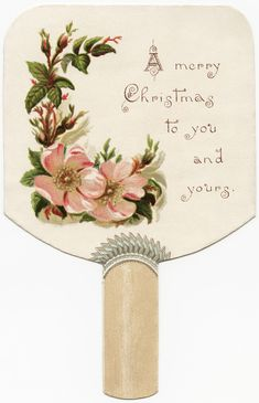 Old Design Shop ~ free digital image: Victorian fan shaped Christmas clipart