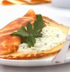 Ricottás frittata | Receptek | gasztroABC Frittata, Ricotta, Camembert Cheese, Food, Meals, Yemek, Eten
