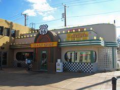 Route 66 Malt Shop – Albuquerque, New Mexico