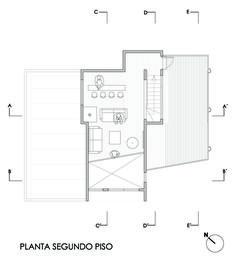 Galería de Casa 373 / C+ Arquitectura - 19