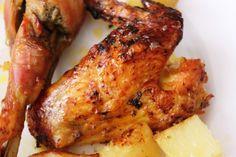 Poulet Rôti au gingembre et poivre blanc de Penja - Recettes de cuisine africaine