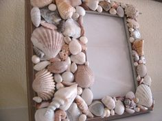 Shell shocked picture frame | Flickr - Photo Sharing!