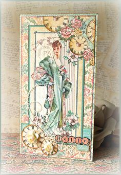 Graphic 45 A Ladies Card