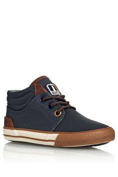 Buy Navy Waxy Chukkas (Younger Boys) online today at Next: United States of America