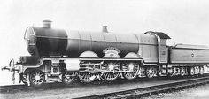 GWR 4-6-2 No.111, the Great Bear in 1908