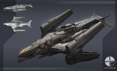 The Cool Spaceships Of Star Citizen Spaceship Art, Spaceship Design, Spaceship Concept, Concept Ships, Concept Art, Star Citizen, Space Engineers, Sci Fi Ships, Star Wars