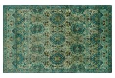 Marcella Rug, Green