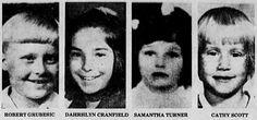 Serial child killer David Threinen's known victims
