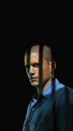 Lockscreen - Prison Break - Michael Scofield - Wentworth Miller - Series - Tv Show netflix Michael Scofield, Prison Break 3, Wentworth Miller Prison Break, Leonard Snart, Michael J, Michael Miller, Best Series, Breaking Bad, My Guy