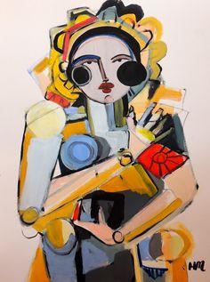Hayley Mitchell Art