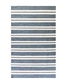 Home decor, and furnishings, curated by the designers at Studio McGee. Blue Sectional, Front Porch Design, Striped Rug, Pop Up Shops, Indoor Outdoor Rugs, Woven Rug, Palm Beach, Blue Stripes, Rug Size