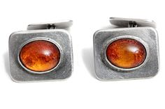 Cuff Links Amber Art Deco Antique Cufflinks Sterling Silver Rare Jewellery Cognac Amber Accessories by Tezsahcom https://www.etsy.com/listing/272805740/cuff-links-amber-art-deco-antique?ref=rss