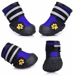 483e4388ced59 9 Top 9 Best Dog Shoes in 2017 images | Best dogs, Dog boots, Dog ...