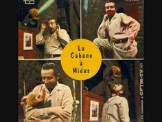 La cabane à Midas débute en 1967-1969 Roger Giguère est le marionnettiste de Midas et lui prête également sa voix. Désiré Aerts personnifie l'Oncle Pierre.