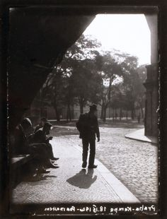 Prague by Jan Lauschmann, Kampa, 1931 Present Day, Czech Republic, Prague, Sidewalk, Louvre, United States, Black And White, History, Places