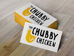 The Chubby Chicken by Kayla Gourlay