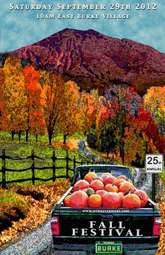 Burke, Vermont Fall Foliage Festival