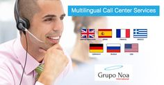 Do you really want to push your business in next level? Multilingual call center is the best option.