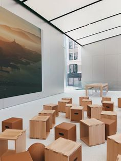It's a bit of a retail round-up on The DRG Style Index this week including Kenzo, Not Just a Label and the Apple Store in San Francisco Kenzo, Apple Office, Apple Store, Kitchen Sink Design, San Francisco Design, Retail Store Design, Workspace Design, Co Working, Shop Interior Design