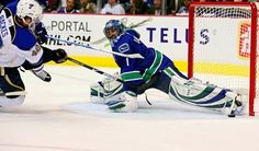 Would the Blues Ever Trade for Luongo?