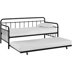 Fyresdal Daybed With 2 Mattresses Ikea Two Functions In