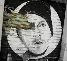 Graffiti en Málaga