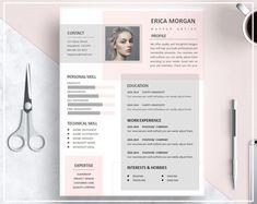 Conception Cv, Word Cv, Cv Original, Creative Cv Template, Creative Design, Web Design, Creative Ideas, Cv Inspiration, Cv Online