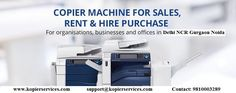 If you are not satisfied with you currently photocopier or printer rental company then contact #kopierservices #copierrental #delhincr Call for inquiry: 9810003289 https://medium.com/@KopierServices/finding-the-affordable-laser-copier-on-rent-in-delhi-ncr-gurgaon-noida-dwarka-cd5c9fb52ede