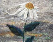 No.407 Daisy - Needlefelt Art Large