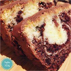 Le cake marbré de Christophe Felder!