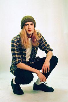 Beyond Retro trend alert! Rebel Grrls & Riot Boys. Photographed by Sahar Gilani #beyondretro #grunge #90sfashion #vintage #menswear #90s #kurtandcourtney #nirvana
