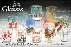 Vintage Sour Cream Glasses Collector ID Guide w Pattern Names Prices & More for Like the Vintage Sour Cream Glasses Collector ID Guide w Pattern Names Prices & More? Vintage Kitchenware, Vintage Glassware, Vintage Advertisements, Vintage Ads, Vintage Pyrex, Libby Glassware, Vintage Kitchen Accessories, Modern Dinnerware, Floral Vintage