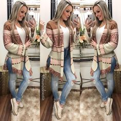Classy Outfits, Chic Outfits, Fall Outfits, Fashion Outfits, Womens Trendy Tops, Teenager Outfits, Casual Looks, Ideias Fashion, Clothes