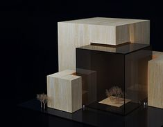 THE CUBE, conceptual architectural mass design Maquette Architecture, Concept Models Architecture, Architecture Portfolio Layout, Landscape Architecture Model, Architecture Model Making, Conceptual Architecture, Architecture Concept Drawings, Architecture Sketchbook, Museum Architecture