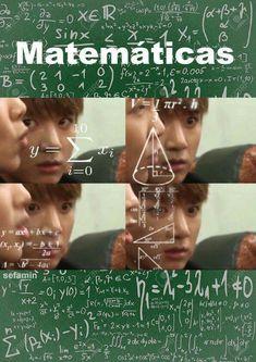 Meme de matemáticas! Foto Jungkook, Bts Suga, Bts Taehyung, Math Wallpaper, Music Wallpaper, Bts Memes, Funny Memes, Life Humor, Mom Humor