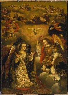 imágen de Basilio Santa Cruz Pumacallao - Proclamation of Mariae