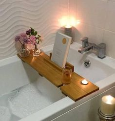 **PLEASE NOTE, DUE TO HIGH DEMAND WE NOW CANNOT GUARANTEE ANY ORDERS WILL ARRIVE BEFORE MOTHER'S DAY. ** I cannot think of anything better than a good book, a glass of wine and some candles along with a good long soak in the tub! This would be a perfect birthday gift, Christmas