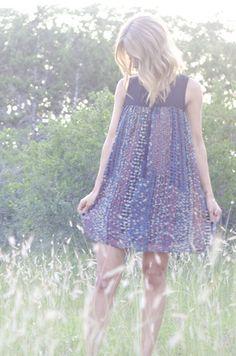 Bohemian Dress – Fancy Free