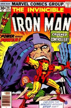 The Invincible IRON MAN 90 vol.1