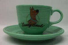 scooby doo fiesta bowl | Details about SCOOBY DOO FIESTA WARE CUP SAUCER MUG SET SCOOBY SNACKS