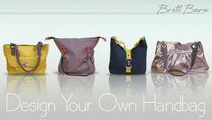 Design Your Own Handbag: A Purse Sewing Class with Brett Bara