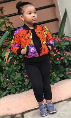Bombers Baby African Clothes, African Dresses For Kids, African Children, African Babies, African Fashion Ankara, Latest African Fashion Dresses, African Print Fashion, Girls Formal Dresses, Dresses Kids Girl