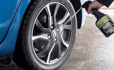 How to: clean your car's wheels and tires