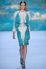 for sophisticated look  Monique Lhuillier Spring 2013 Ready-to-Wear Collection on Style.com: Complete Collection