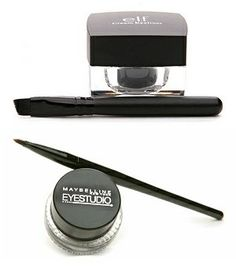 Eyeliner Wars: Cream Vs. Gel
