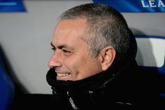 Jose Mourinho - FC Basel 1893 v Chelsea