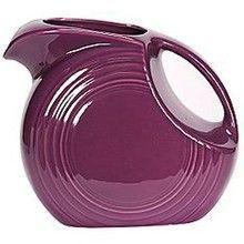 purple fiestaware - Google Search